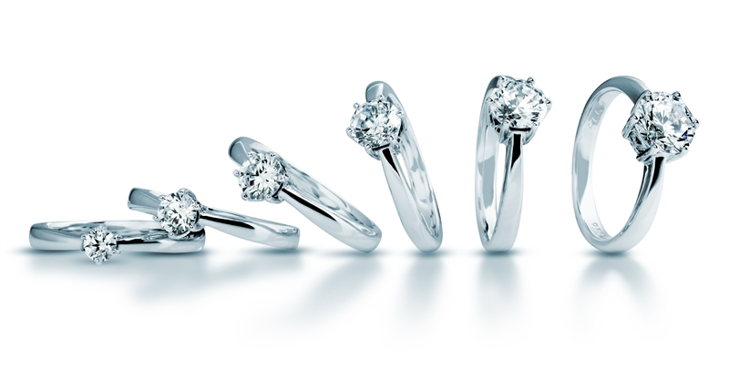solitaires Diamonfire